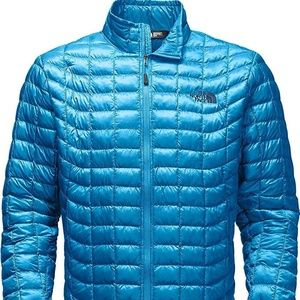 TNF Men's Thermoball Full Zip Jacket (BANFF BLUE)